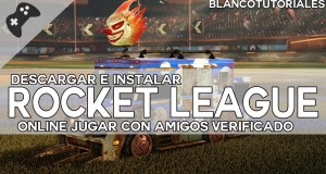 Descargar-E-Instalar-Rocket-League-1.05-Online-Steam-Jugar-Online-MEGA-PC-Gratis