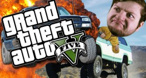 GTA-5-PC-Online-Funny-Moments-4X4-JUMP-WAR-Custom-Games