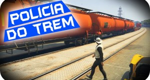 GTA-5-PC-Online-POLICIA-DO-TREM