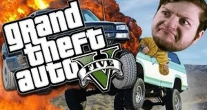 SkyVS-Gaming-GTA-5-PC-Online-Funny-Moments-4X4-JUMP-WAR-Custom-Games
