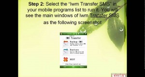 Backup Solution for Windows Mobile – Transfer SMS and Contacts to pc