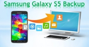 Galaxy S5 Backup, backup Galaxy S5 contacts/sms to PC