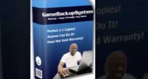 Game Backup System V2.0 Free Download