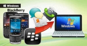 How to Backup All BlackBerry Data to Computer with BlackBerry® Desktop Software?