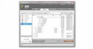 How to backup using AVG LiveKive