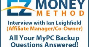 My PC Backup Interview With Ian Leighfield,Convert $6 to $150 with this System