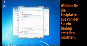 PC Backup erstellen mit Acronis True Image Home 2011