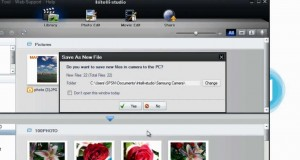 2012 Smart Cameras – PC Auto Backup