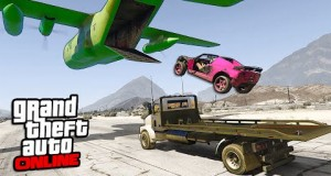 EXXXTREME-FLATBED-LOADING-GTA-5-Online-PC-funny-moments