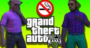 GTA-5-PC-Online-Lustige-Momente-10-Rauchverbot-in-Los-Santos-Deutsch60FPS