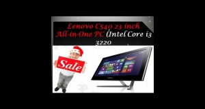 Gaming-Pc-Discounted-Lenovo-C540-23-inch-All-in-One-PC-Desktop-PC-Cheap-Lenovo-C540