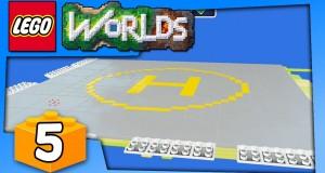 Lego-Worlds-Gameplay-COPY-PASTE-YOUR-CUSTOM-LEGO-BUILD-PC-Walkthrough-Part-5-Pungence