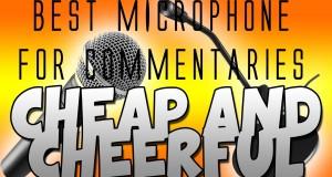 QUALITY-CHEAP-MIC-Speedlink-SL-8702-SBK-Pure-Desktop-Voice-Microphone-UnboxingTest