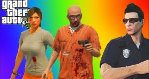 VanossGaming-GTA-5-PC-Online-Funny-Moments-VANOSS-Undercover-Cops-Prison-Break-GAMING