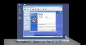 Acronis True Image Home 2010 review, Nonstop Backup, True Image home tutorial, hard drive cloning