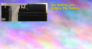 Rbc7 Ups Computer Power Backup System Replacement Battery 4 Pack